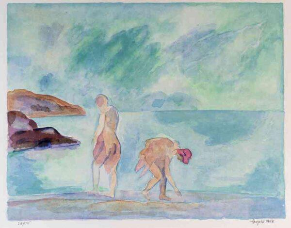 Strandfynd Leopold Fare
